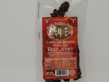 Buy Carolina Reaper Beef Jerky Online Now