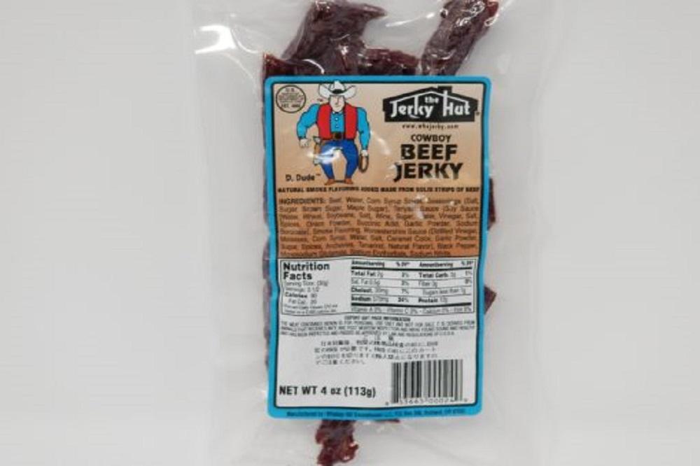 Best Beef jerky Cowboy