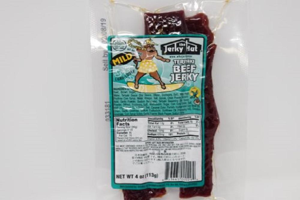 Jerky Hut Best Beef Jerky Teriyaki