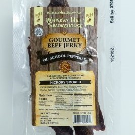 Gourmet Beef Jerky By Whiskey Hill Smokehouse in Hubbard Oregon 50384684654