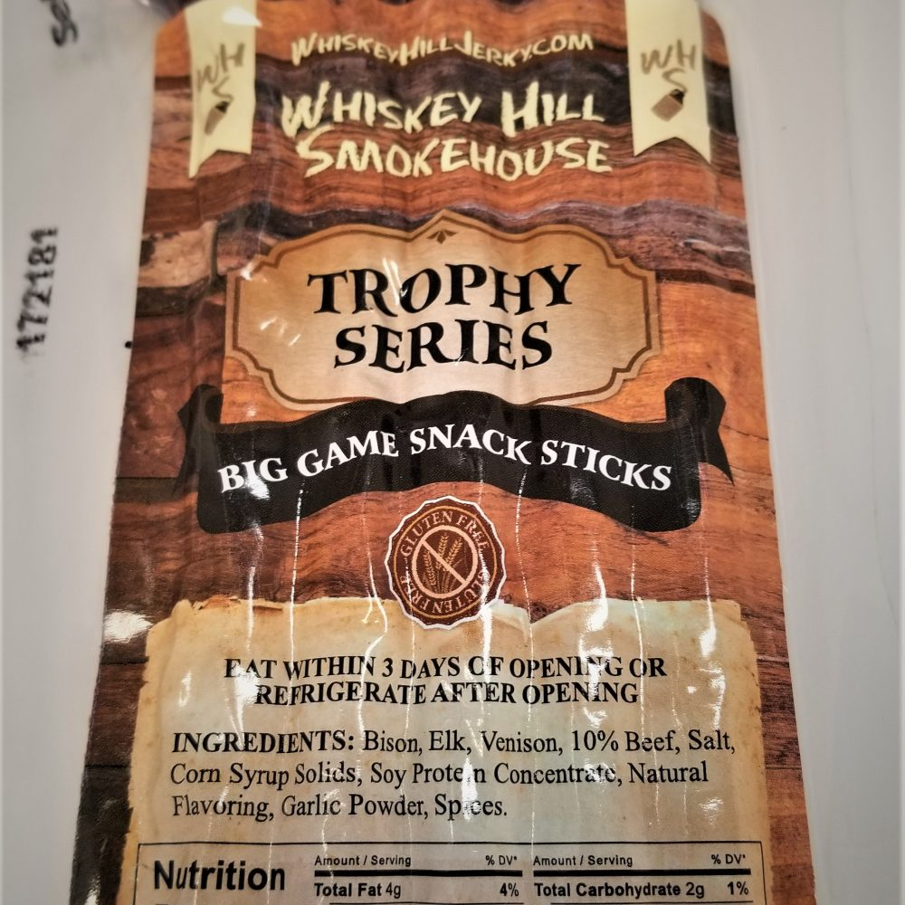 jerky sticks deer jerky wild game meats sticks at whiskeyhilljerky.com