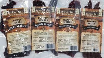 Wild Game Meats Beef Jerky (2)